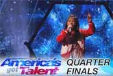 9-Year-Old Angelica Hale - 'Clarity' - America's Got Talent 2017