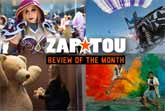Best Of The Month February 2017 - Edited By Zapatou