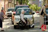 Old People Crossing The Road Prank