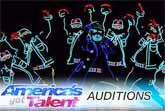 Ukrainian Dance Troupe 'Light Balance' - America's Got Talent 2017